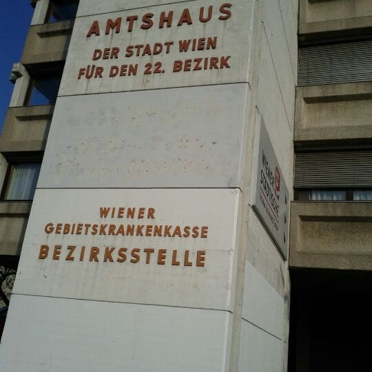 Photos At Magistratisches Bezirksamt Für Den 22 Bezirk City Hall