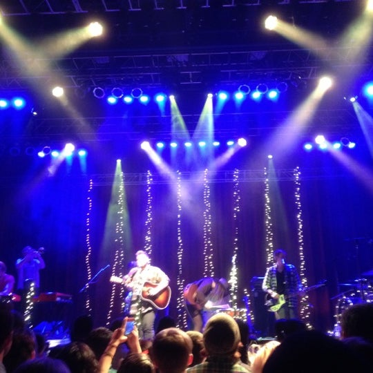 Photo prise au The Fillmore par Andy H. le4/18/2012