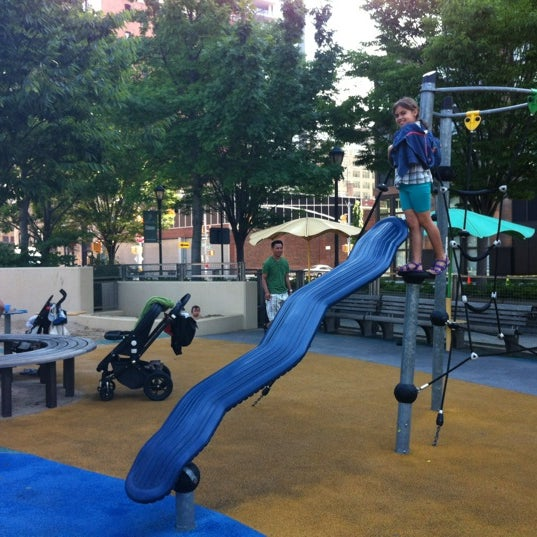 Photos At Chelsea Waterside Park Playground Chelsea New York Ny