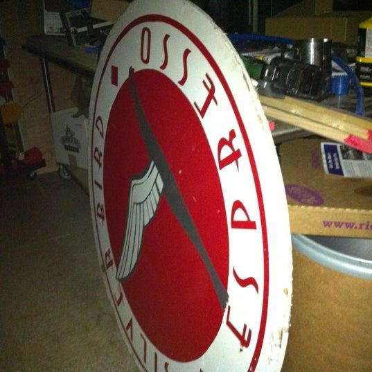 2/24/2012에 Eric Thomas C.님이 Silverbird Espresso에서 찍은 사진