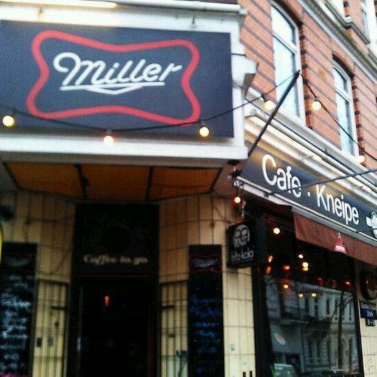 Cafe Miller Bar In Hamburg