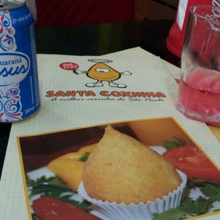 Foto diambil di Santa Coxinha oleh Perci S. pada 2/11/2012