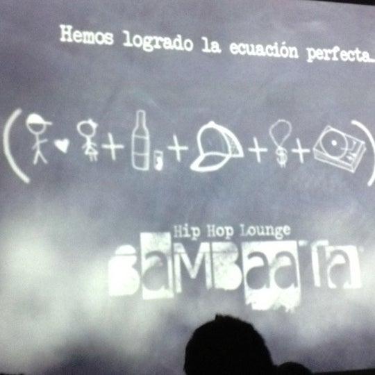 5/6/2012にAlejandro V.がBaMBaaTaで撮った写真