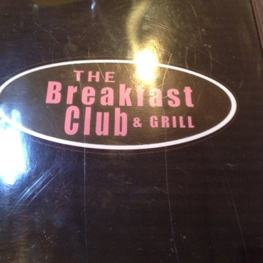4/28/2012 tarihinde SHAWNA P.ziyaretçi tarafından The Breakfast Club & Grill'de çekilen fotoğraf