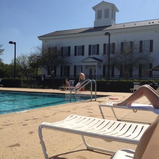 Baldwin Park Orlando: Grace Hopper Hall Pool- Baldwin Park