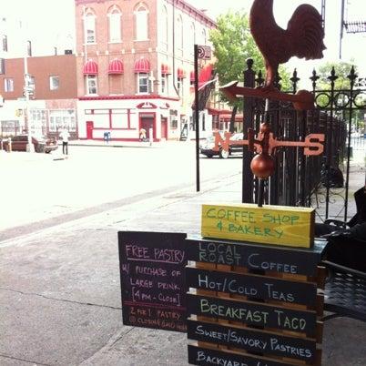 Foto tirada no(a) Brooklyn Kolache Co. por John H. em 7/24/2012