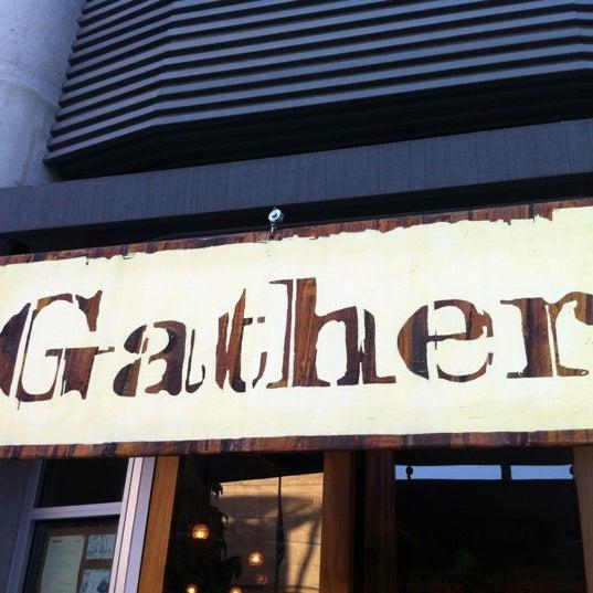 Photo prise au Gather par Emily T. le6/19/2012