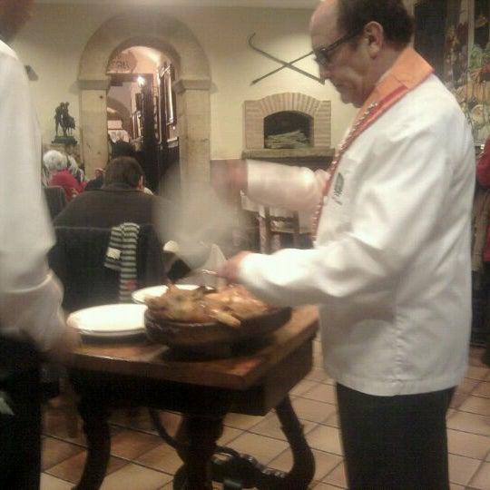 2/10/2012에 Javier G.님이 Restaurante José María에서 찍은 사진