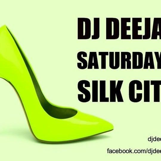 Снимок сделан в Silk City Diner Bar & Lounge пользователем djdeejay 7/15/2012