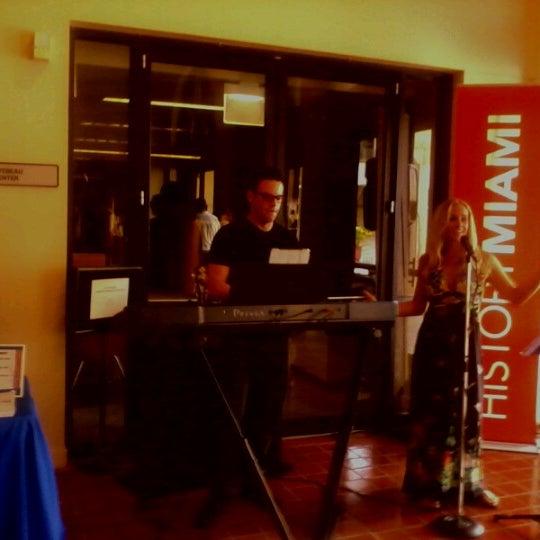 8/1/2012 tarihinde Amy Joy G.ziyaretçi tarafından HistoryMiami'de çekilen fotoğraf