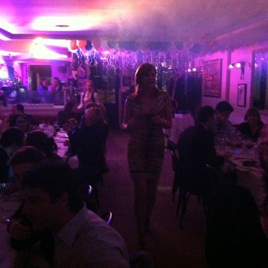 Foto diambil di Bistro Chat Noir oleh DANI. K pada 4/13/2012