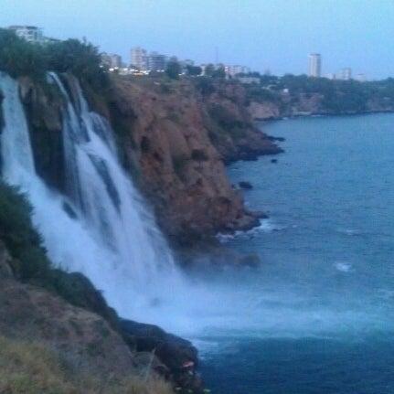 8/3/2012 tarihinde Selen D.ziyaretçi tarafından Düden Şelalesi'de çekilen fotoğraf
