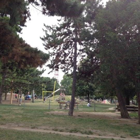 Venediger au park