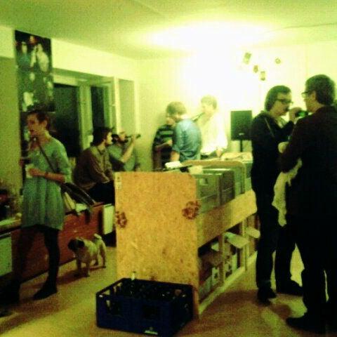 Foto tomada en Biit Me Record Store / Oü Biitmii por Hanna-Stella H. el 10/5/2011