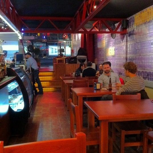 Das Foto wurde bei Viking - Arte Café Punto Zero von Manuel B. am 7/1/2011 aufgenommen