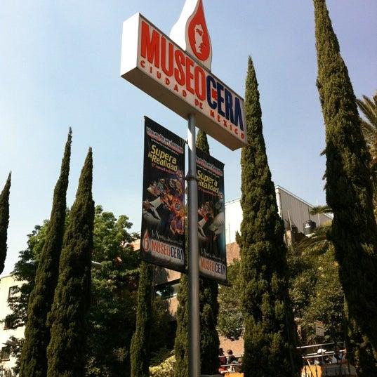 รูปภาพถ่ายที่ Museo de Cera โดย Jesus F. เมื่อ 12/27/2011