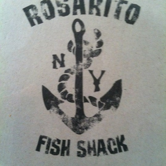 Photo prise au Rosarito Fish Shack par Justine R. le8/4/2012
