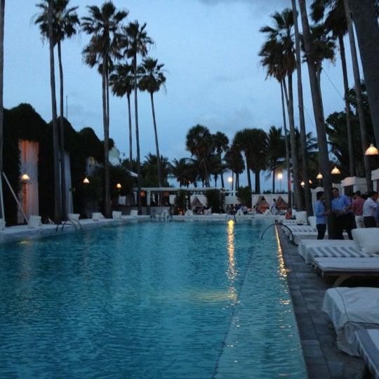 Photo prise au Delano Beach Club par Andrew D. le5/4/2012