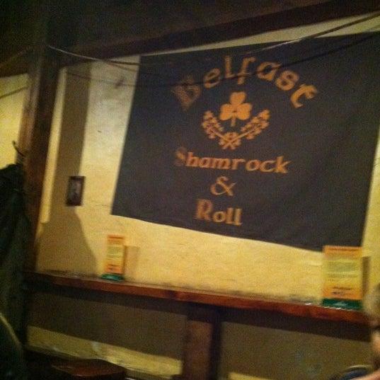 Снимок сделан в Белфаст / Belfast пользователем Barsukova L. 9/7/2012