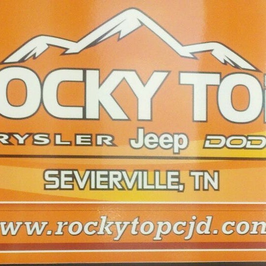 Rocky Top Auto >> Photos At Rocky Top Chrysler Jeep Dodge Auto Dealership In