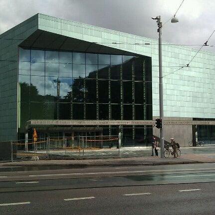 8/11/2011にJoel W.がMusiikkitaloで撮った写真