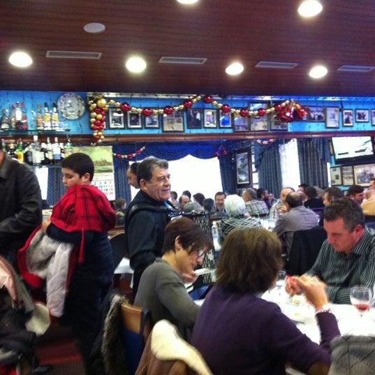 Das Foto wurde bei Restaurante Salamanca von Claudio B. am 1/2/2011 aufgenommen