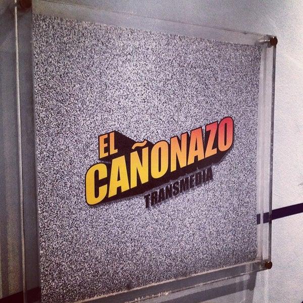 Foto tomada en El Cañonazo por Eduardo P. el 7/26/2012
