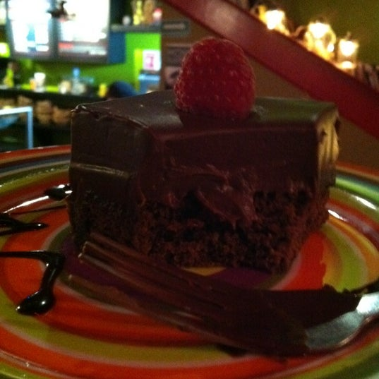 Prueben el Devil cake. De chocolate. Fantástico!