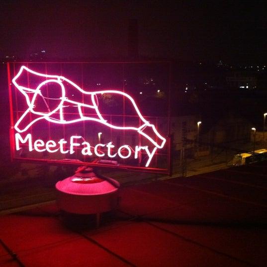 Foto scattata a MeetFactory da Jaro V. il 10/27/2011