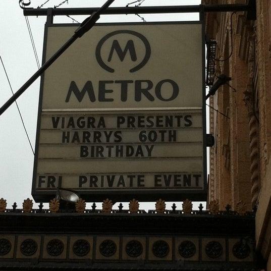Foto diambil di Metro oleh Steve T. pada 9/9/2011