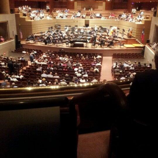 Foto tirada no(a) Morton H. Meyerson Symphony Center por Alan S. em 9/11/2011