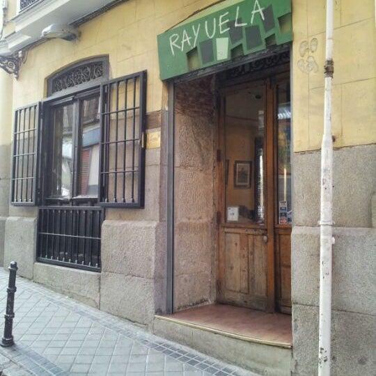 Снимок сделан в Taberna Rayuela пользователем Pedro César M. 3/25/2012