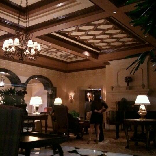 Das Foto wurde bei Fairmont Grand Del Mar von Adrian B. am 11/11/2011 aufgenommen