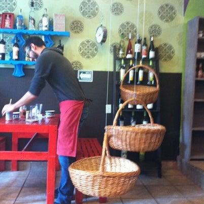 8/10/2012 tarihinde Diana M.ziyaretçi tarafından GourmArt'de çekilen fotoğraf