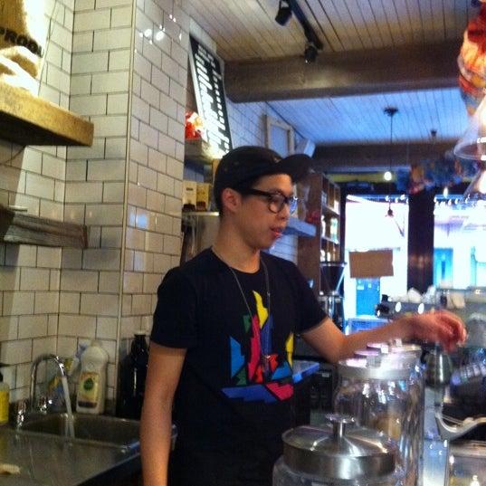 8/16/2011にSamson N.がNolita Mart & Espresso Barで撮った写真