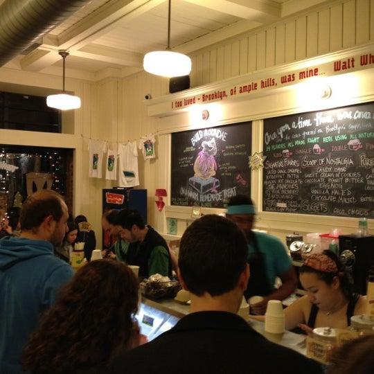 1/8/2012にTim C.がAmple Hills Creameryで撮った写真