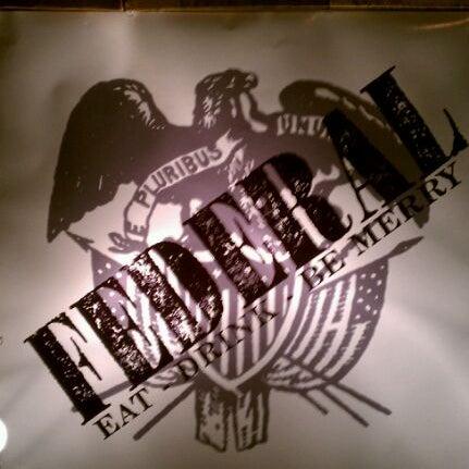 1/14/2012にKing D.がThe Federal Food Drink & Provisionsで撮った写真