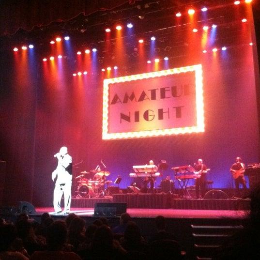 5/30/2012 tarihinde Cedric H.ziyaretçi tarafından Apollo Theater'de çekilen fotoğraf