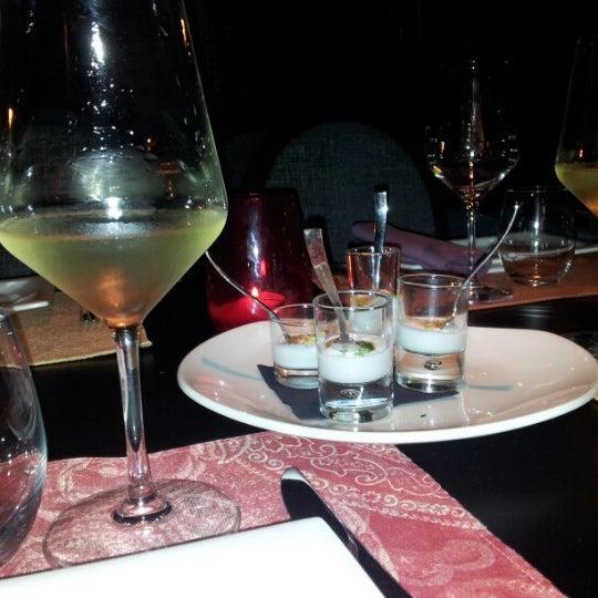 Снимок сделан в Restaurante Lakasa пользователем Eneko P. 9/8/2012