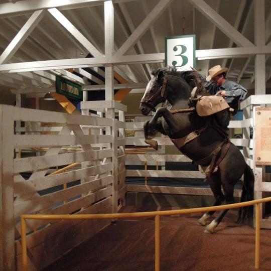 Foto tomada en National Cowboy & Western Heritage Museum por Shige el 9/4/2012