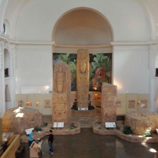 Photo prise au San Diego Museum of Man par MuseumNerd le4/10/2012