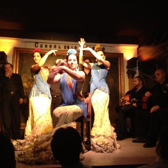 2/18/2012 tarihinde Tomas P.ziyaretçi tarafından Corral de la Morería'de çekilen fotoğraf