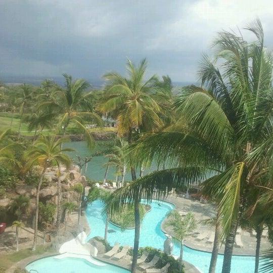 Foto tomada en Hilton Waikoloa Village por Charles N. el 5/11/2012