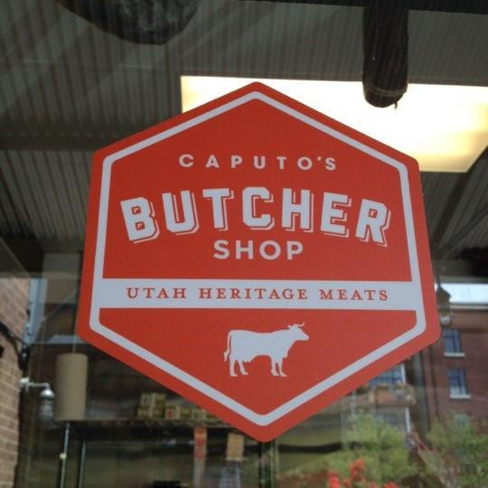 6/18/2012에 Scott D.님이 Tony Caputo's Market & Deli에서 찍은 사진