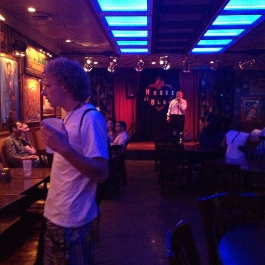 9/7/2012 tarihinde Emily B.ziyaretçi tarafından House of Blues'de çekilen fotoğraf