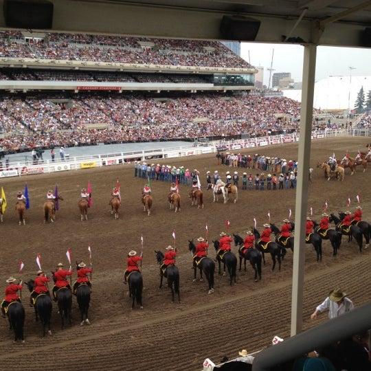 Stampede Grandstand Southwest Calgary Calgary Ab