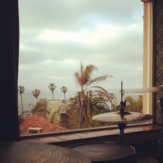 5/13/2012にMichael H.がLa Valencia Hotelで撮った写真