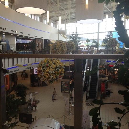 48b4e07e4b00 Photo taken at Atrium Optima by Lenka H. on 6 8 2012