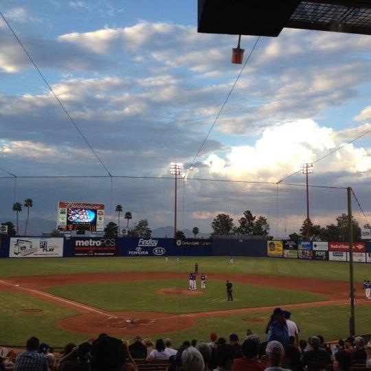 Photo prise au Cashman Field par John P. le7/22/2012