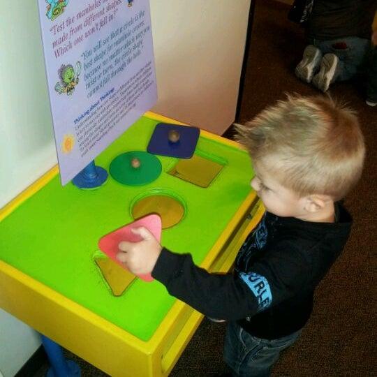 Photo prise au Children's Museum of Houston par Laci le1/28/2012